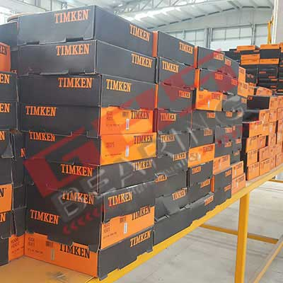 TIMKEN 33261/33462 Bearing Packaging picture